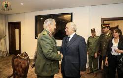 روسيا تدعم جهود المبعوث الدولي إلى ليبيا غسان سلامة