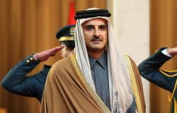 """تحرك تاريخي من أمير قطر إلى """"الجنوب"""" (فيديو وصور)"""