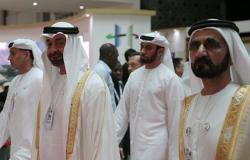 """ولي عهد أبوظبي يهنئ حاكم دبي بـ""""فرحة كبيرة عمت أرجاء الوطن"""""""