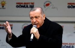 """أردوغان: سنحصل على """"إف-35"""" عاجلا أو آجلا وسنشارك في إنتاج """"إس-500"""" مع روسيا"""