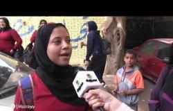 """الطلبة في أول أيام أمتحان أولى ثانوي: """"السيستم مش شغال"""""""