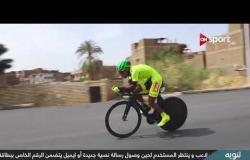 تغطية خاصة - منافسات اليوم الأول لسباق مصر الدولي للدراجات بالأقصر
