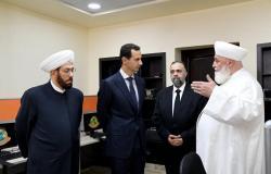 الأسد: التطرف الديني اكتسح الساحة بعد أحداث أيلول وساهمت الوهابية في تكريسه