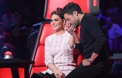 وصلة غزل بين محمد حماقي وإليسا بسبب أغنية قادرين نعملها
