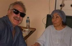 أول تعليق من سهير البابلي على أزمتها الصحية.. فيديو
