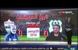 أبرز الأرقام والإحصائيات ما قبل مباراة المصري والإنتاج الحربي في الأسبوع الـ 33 للدوري المصري