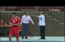 مباراة الجزيرة وطلائع الجيش في نصف نهائي كأس مصر لكرة اليد