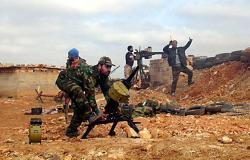 """""""النصرة"""" تستهدف بلدتي كفرنبودة وبريديج وتتسبب بأضرار كبيرة والجيش السوري يرد"""