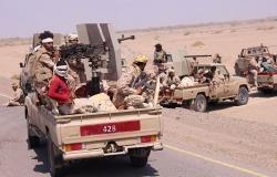 """الجيش يحبط هجمات لـ""""أنصار الله"""" شمال غربي الضالع ومقتل قياديين من الجماعة"""
