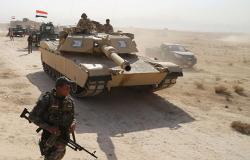 """القوات العراقية تحبط هجوما لـ """"داعش"""" على حقول للنفط شمال بغداد"""
