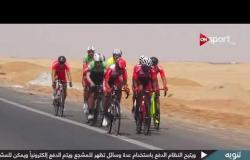 منافسات اليوم الرابع لسباق مصر الدولي للدراجات