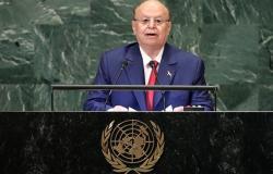 الأمين العام للأمم المتحدة يرد على اتهامات الرئيس هادي