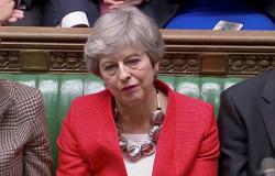 ماي تعلن نيتها الاستقالة من منصب رئيسة حزب المحافظين البريطاني يوم 7 يونيو