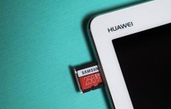 هواوي ممنوعة من تصنيع هواتف بفتحات بطاقة SD