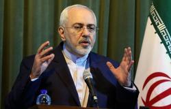 المهدي يبحث مع ظريف حل النزاع بين الولايات المتحدة وإيران