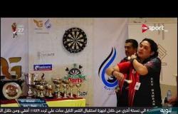 مباراة نهائي زوجي الرجال لبطولة مصر الدولية للدارتس بين محمد وآلان من الفلبين و عمرو وراضي من مصر