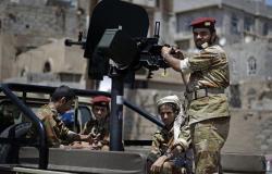 الحوثيون ينفذون هجوما غرب الجوف الحدودية مع السعودية