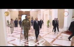 الرئيس السيسي يؤكد استعداد مصر لتقديم كل سبل الدعم للأشقاء فى السودان