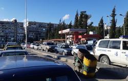 النفط السورية: أبرمنا عقود توريد إلى حين عودة النفط السوري من الشمال