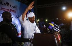 رد فعل مفاجئ من الصادق المهدي تجاه الإضراب العام في السودان
