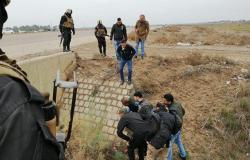 """""""عراب الانتحاريين"""" في قبضة القوات العراقية"""
