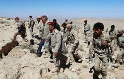 """""""أنصار الله"""" تعلن مقتل 5 عسكريين وإصابة 16 بقصف في تعز"""