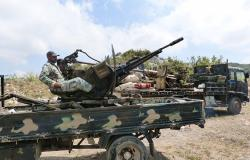 وحدات من الجيش السوري تبدأ باقتحام بلدة كفرنبودة بريف حماة
