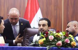 رئيس البرلمان العراقي مهدد بالقتل بسبب الوساطة بين إيران وأمريكا