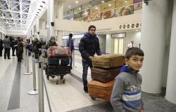 توقيف سعودي في مطار بيروت بحوزته كمية كبيرة من حبوب المخدرة