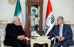 وزير الخارجية العراقي يؤكد دعم بلاده لطهران ضد العقوبات الأمريكية