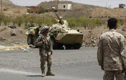 الجيش اليمني يعلن تحرير أولى مناطق ماوية شرق تعز