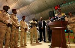 """المخابرات السودانية تعلق على إقالة جنرالات بارزين في """"تغييرات غير مسبوقة"""""""