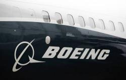 تراجع معدل تسليم طائرات بوينج 56% خلال مايو