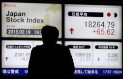 """""""نيكي"""" الياباني يتراجع للمرة الأولى بـ4 جلسات مع المخاوف التجارية"""