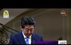 الأخبار- رئيس الوزراء الياباني يلتقي في طهران المرشد الأعلي الإيراني علي خامنتي