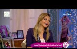 السفيرة عزيزة - شيرين عفت تتحدث عن اليوم العالمي للتوعية بشأن إساءة معاملة المسنين