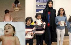 صور صادمة تفجر فضيحة مدوية لـ الدوحة.. تميم يعذب أسرة حفيد مؤسس قطر