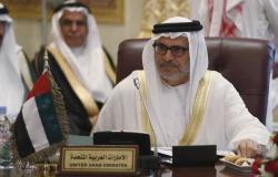 """قرقاش يُعلق على مقابلة ولي عهد السعودية """"المهمة"""""""