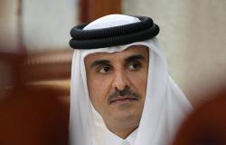 أمير قطر ينعى مرسي وأميركا ترفض التعليق على وفاته