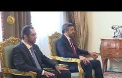 اجتماع الرئيس السيسي مع السيد اللواء سيد الغالي رئيس صندوق المحاربين القدماء.