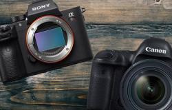 كانون وسوني: أيهما أفضل في إنتاج الكاميرات؟