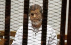 التلفزيون المصري: مرسي توفي إثر نوبة قلبية