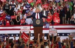 ترامب يطلق حملته الانتخابية لفترة رئاسة ثانية