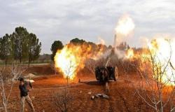 سانا: 12 قتيلا مدنيا بقصف صاروخي على حلب