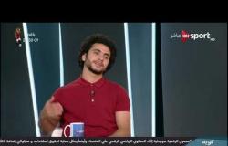 محمد محمود: أول من أخبرني بالإصابة بالرباط الصليبي كان وليد سليمان