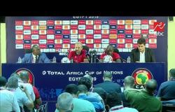 ديسابر مدرب أوغندا: ندرك صعوبة مجموعتنا ونسعى للتأهل للأدوار القادمة بكل ثبات وثقة