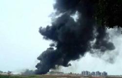 عاجل| إصابة 8 أشخاص في هجوم على موقف سيارات بمطار أبها السعودي