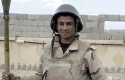 الجندي الشهيد حسام جمال....واجه سيارة مفخخة بسلاحه وافتدى 26 من زملائه في سيناء ،فتحول جثمانه إلى أشلاء