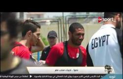 """""""أحمد عبداللطيف"""" وسيلة الاستشفياء تختلف من لاعب إلي أخر"""