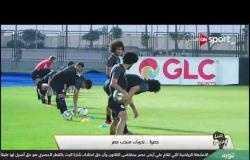 """""""أحمد عبداللطيف"""" يتحدث عن تحسين معدلات اللياقة البندية للاعبين"""